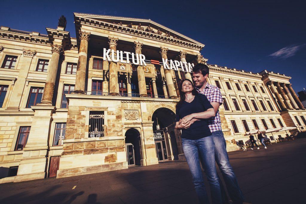Kathrin & Christoph in Braunschweig