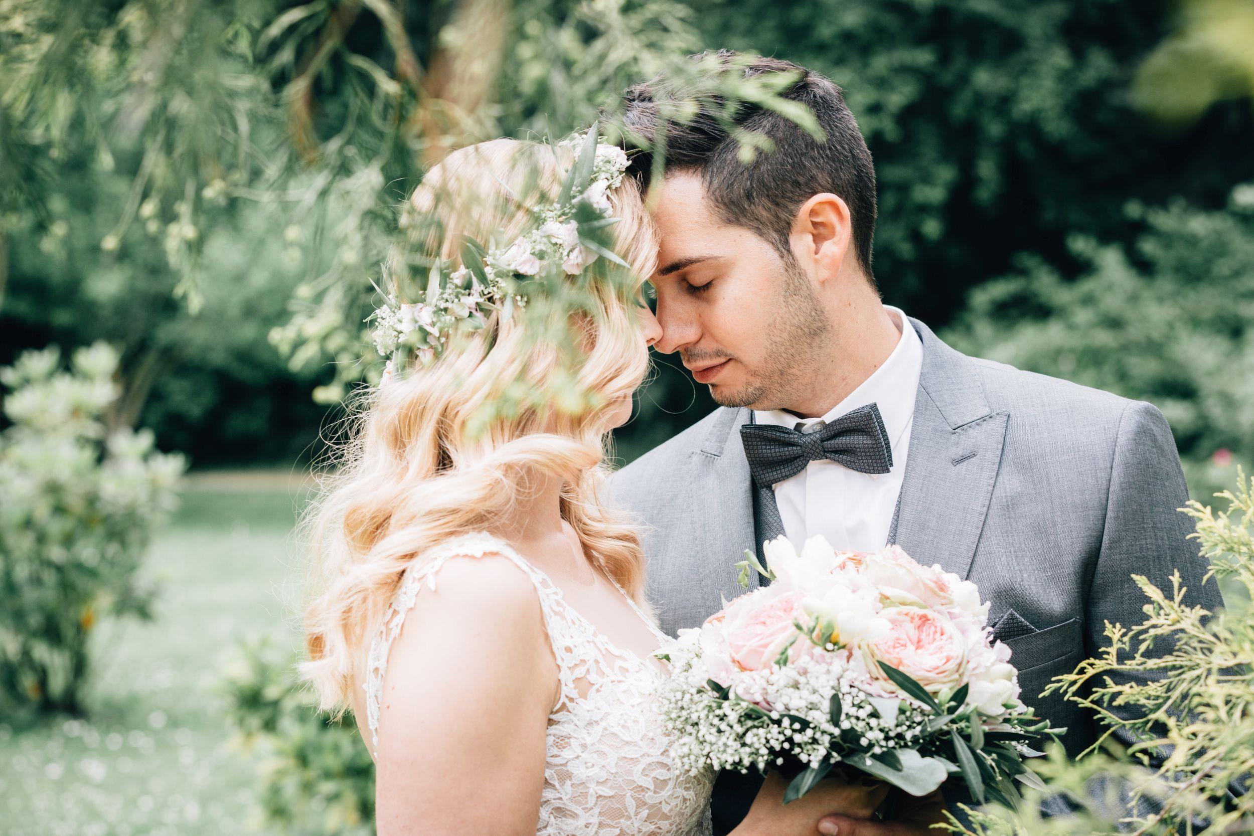Ihre Hochzeit in Braunschweig feierten Stefanie und Pascal im Waldhaus Ölper.
